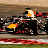 Red Bull-Renault RB13